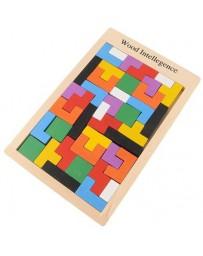 Duola Puzzle Tetris juego Tangram - Envío Gratuito