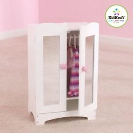 KidKraft Little armario para muñecas - Envío Gratuito