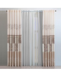 Cortina Decorativa Miami Beige