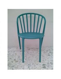 Silla Modelo Cigno IL Mio Mueble-Azul - Envío Gratuito