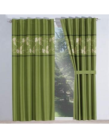 Cortina Decorativa Jade - Envío Gratuito