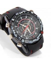Reloj de Mano Camara Oculta Pulsera Sport Resistente al Agua 8GB - Envío Gratuito