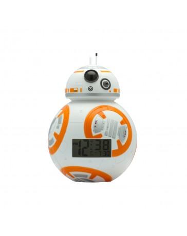 "Reloj Despertador Bulb Botz Star Wars Bb-8 7.5"" 2020503 - Envío Gratuito"