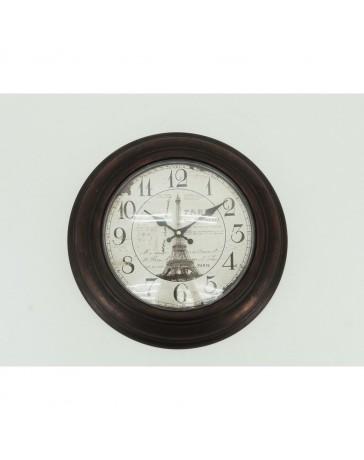 Reloj de Pared Torre Eiffel 14Bd442-1 - Envío Gratuito