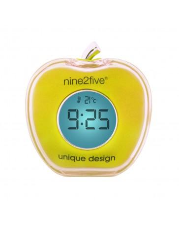 Reloj Despertador Nine To Five Clocks Dapp01Am - Envío Gratuito