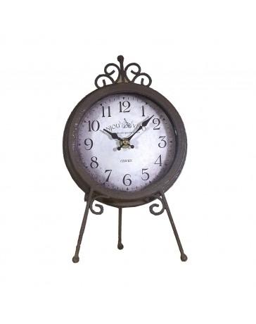 Reloj de Mesa Negro Running - Envío Gratuito