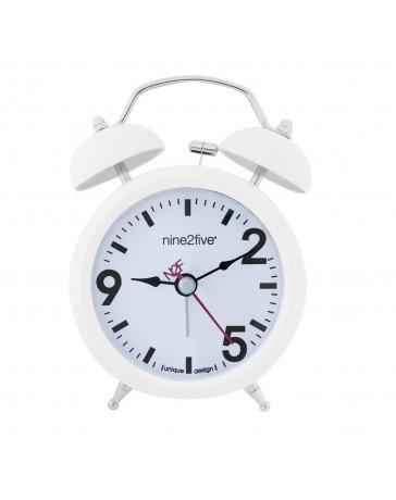 Reloj Despertador Nine To Five Clocks Dbll01Bl - Envío Gratuito