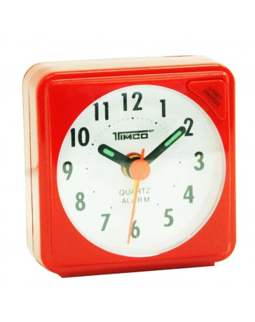 Reloj Despertador Mod. Al4523R - Envío Gratuito