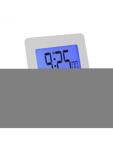 Reloj Despertador Nine To Five Clocks Ddsk01Sl - Envío Gratuito