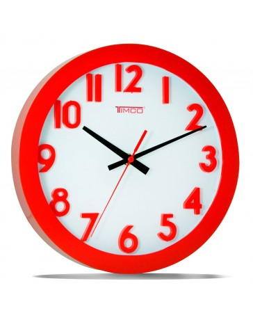 Reloj de Pared Timco RG-RO - Envío Gratuito
