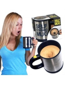Taza Magica Con Agitador Automatico Self Stirring Mug