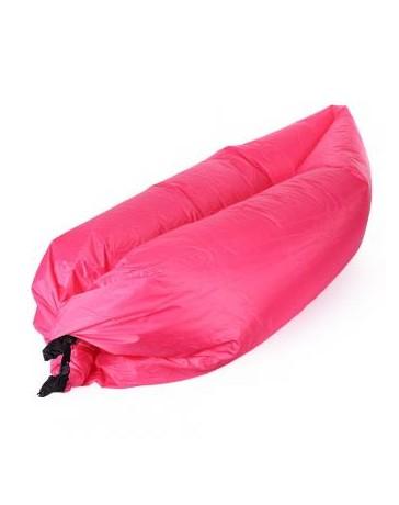 Excursión la herramienta de aire Sofá cama sueño ligero inflado de la bolsa Tumbona Sofá - Envío Gratuito