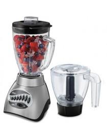 Licuadora Oster 006878-013-000 16 vel + procesador de alimentos - Silver - Envío Gratuito