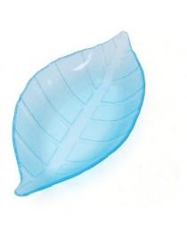 Bandeja para Snacks en Forma de Hoja-Azul - Envío Gratuito
