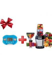 Procesador De Alimentos NUTRI NINJA PRO 900 Wtts Blender  REGALO Medidor De Grasa - Envío Gratuito