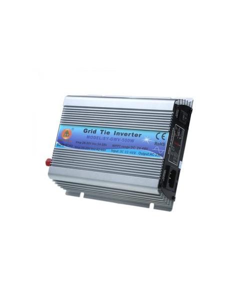 Vara Inversor De Interconexion A Cfe500 Watts - Paneles Solares - Envío Gratuito