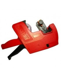 Etiquetadora Fechadora Manual De Precios Lineal De 8 Digitos-Rojo - Envío Gratuito