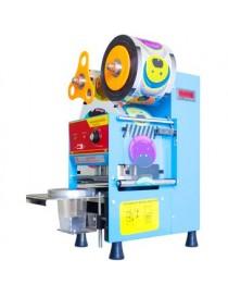 Maquina Selladora De Vasos Semi Automática Con Control De Temperatura y Contador Digital - Envío Gratuito