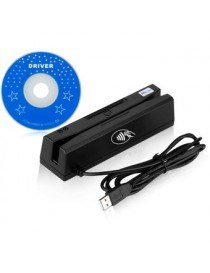 IC card and RFID card and psam card Reader/Writer Negro - Envío Gratuito