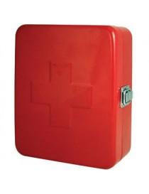 Caja Primeros Auxilios Kikkerland Roja.. - Envío Gratuito