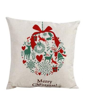 Cocodeal Sofá Cama De Navidad Caja De La Almohadilla - Envío Gratuito
