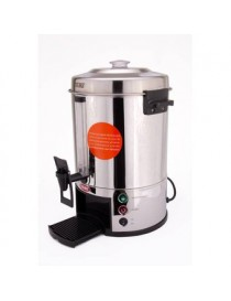 Cafetera Industrial Turmix 100 Tazas Acero Inoxidable Percoladora Casa 15 Litros - Envío Gratuito