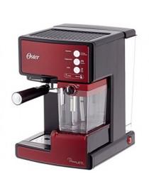 Cafetera Marca Oster Mod. Prima Latte M6601-Roja - Envío Gratuito