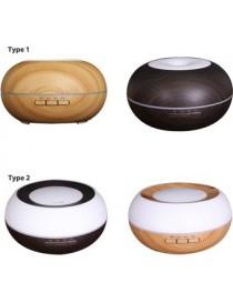 Humidificador Ultrasónico Con 7 Colores LED Para Estudio Yoga Spa 300ml - Envío Gratuito