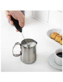 Mini Mezclador Eléctrico Agitador De Cocina Leche Frother Café Huevo(negro) - Envío Gratuito