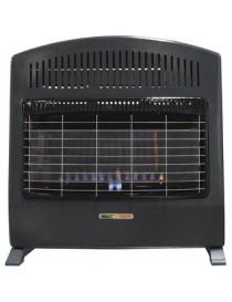 Calefactor de Ambiente Heat Wave HG90WBF Gas LP Flama Azul-Gris - Envío Gratuito