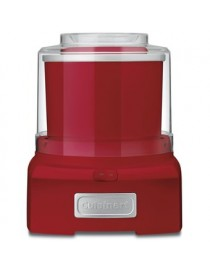 CUISINART ICE CREAM MAKER RED - Envío Gratuito