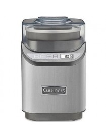 CUISINART ELECTRONIC ICE CREAM MAKER