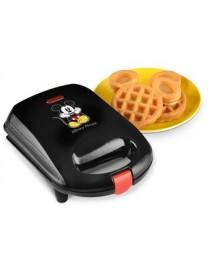 Reposteria Wafflera DCM-9 Mikey Mouse-Negra