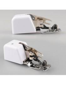 1 lado cortador prensatelas Pie pies Ⅱ Zig Zag máquina de coser Brother Juki - Envío Gratuito
