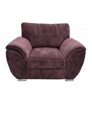 Sillon Moderno Pekin Fabou Muebles Purpura - Envío Gratuito