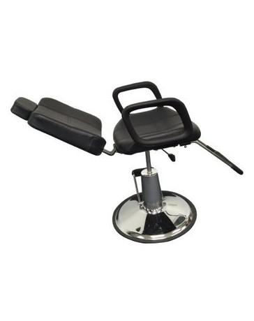 Silla sillón hidráulico reclinable peluqueria salon belleza D Salon - Envío Gratuito