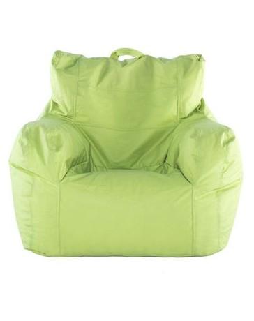Sillón Puff Verde Freedom Sofa Confort - Envío Gratuito