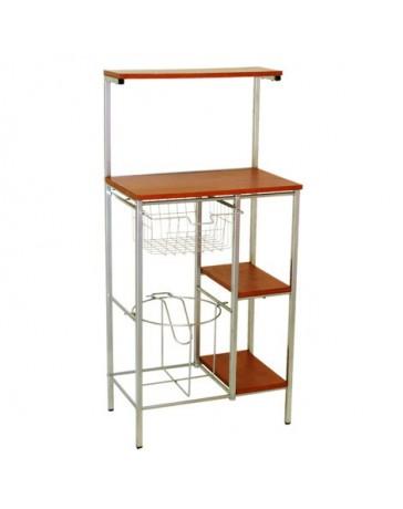 Mueble para Microondas y Portagarrafón M101