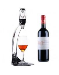 Aireador De Vino Set LFK-008B Magic Deluxe LED Wine Aerator Set Essential Decanter Gift Box