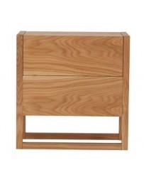 MiniBar-TheHdesign-Koktel-Estilo minimalista con madera de roble