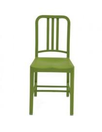 Silla De Comedor Réplica Navy Chair-Verde - Envío Gratuito