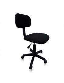 Silla Secretarial Color Negro Mod. JM-011 - Envío Gratuito