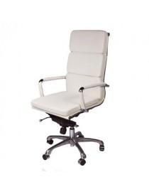 Silla Mobilier Soft Pad High Back-Blanco - Envío Gratuito