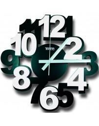 Reloj de Pared Timco, numero 3D LOC-BLA - Envío Gratuito