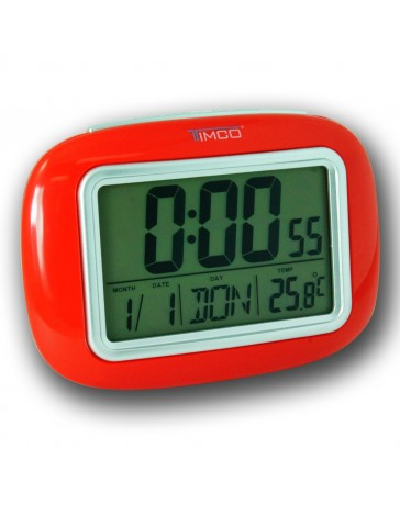 Reloj Despertador Mod. Ddr - Envío Gratuito