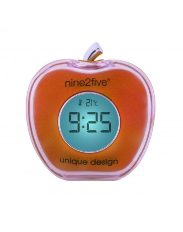 Reloj Despertador Nine To Five Clocks Dapp01Nj - Envío Gratuito
