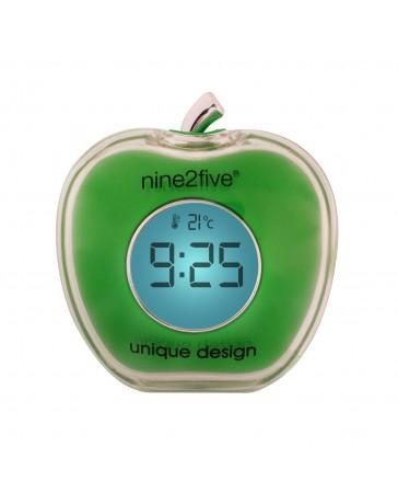 Reloj Despertador Nine To Five Clocks Dapp01Vd - Envío Gratuito