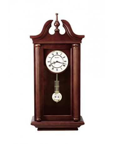 Reloj de Pared Manchester Nogal C4456 - Envío Gratuito