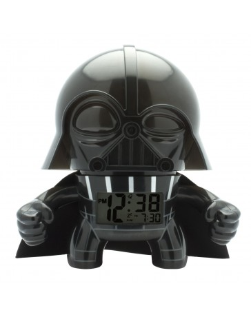 "Reloj Despertador Bulb Botz Star Wars Darth Vader 7.5"" 2020008 - Envío Gratuito"