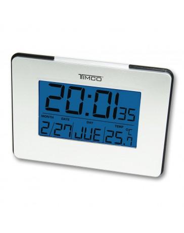 Reloj Despertador Timco Mod. Xg6651C - Envío Gratuito